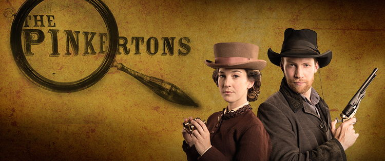 The Pinkertons poster