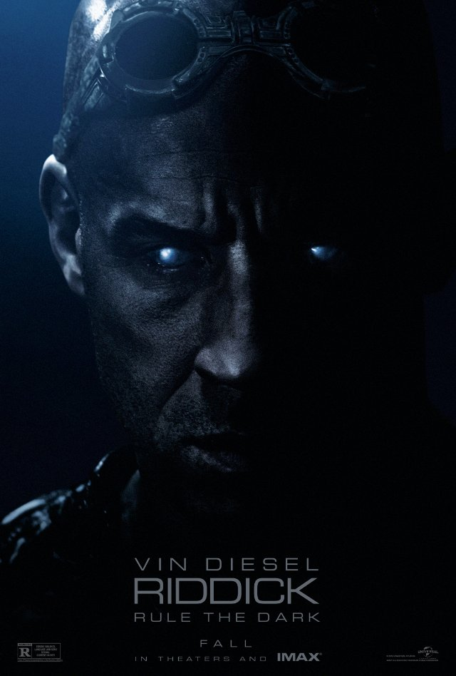 Riddick: Rule the Dark poster