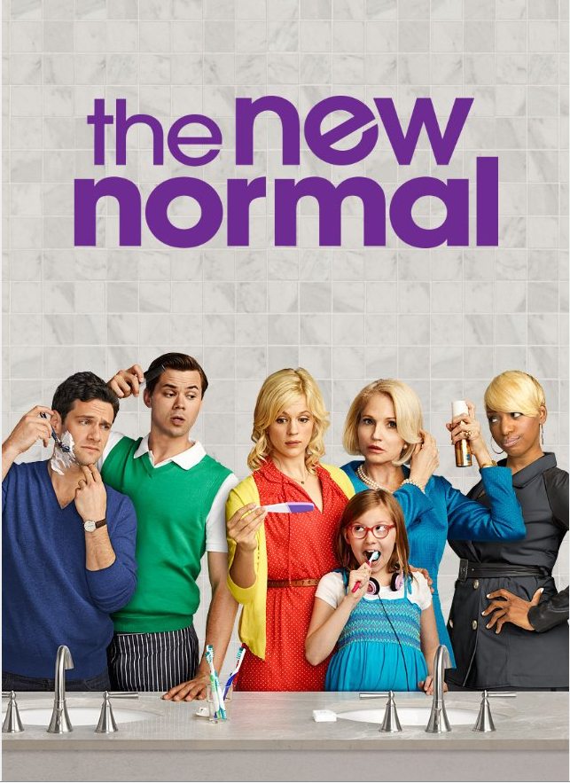 The New Normal poster