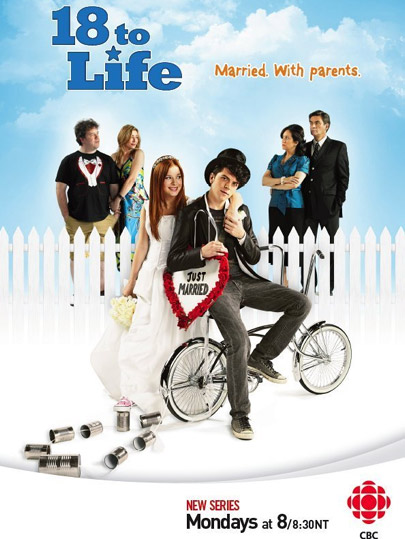 Assistir 18 To Life Online Dublado e Legendado